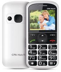 CPA Senior Halo 11 biely