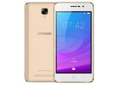 Doogee X10 DUAL 0,5+8GB zlatý