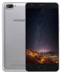 Doogee X20 1+16GB strieborný