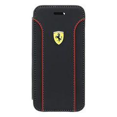 Ferrari puzdro knižka Apple iPhone 6/6S FEDA2IFLBKP6BL čierne