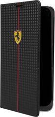 Ferrari puzdro knižka Samsung G900 Galaxy S5 FEFOCBBS5BL čierne