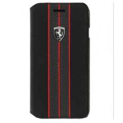 Ferrari puzdro knižka Apple iPhone 7/8 Plus FEURFLBKI8LBKR čierne