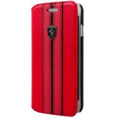 Ferrari puzdro knižka Apple iPhone 7/8 Plus FEURFLBKI8LREB červené
