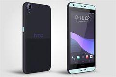 HTC Desire 650 modrý