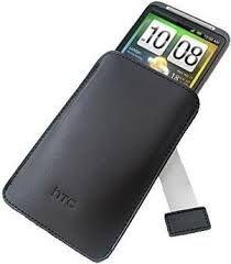 HTC puzdro vsuvka Desire HD čierne blister