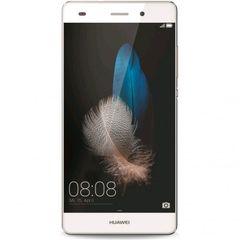 Huawei P8 Lite biely