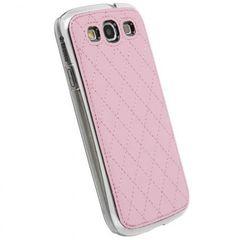 Krusell puzdro plastové Samsung I9300 Galaxy S3 ružové