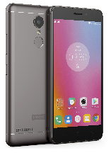 Lenovo K6 DUAL Power šedý