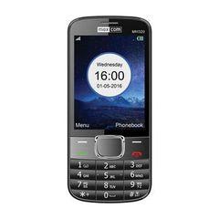 Maxcom MM320 čierny