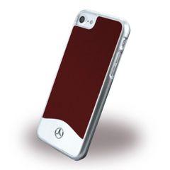 Mercedes puzdro plastové Apple iPhone 7 MEHCP7CUALRE červené