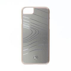 Mercedes puzdro plastové Apple iPhone 7 MEHCP7OLBRGO zlaté