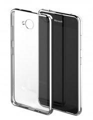 Glam zadné silikónové puzdro Microsogt Lumia 650