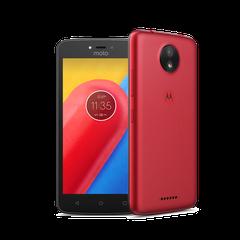 Lenovo Moto C 4G červený