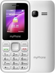 MyPhone 3300 DUAL biely