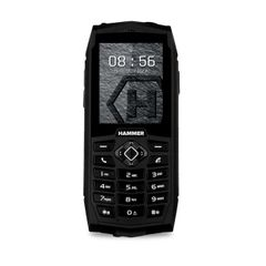 MyPhone Hammer 3 DUAL čierny
