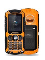 MyPhone Hammer Plus DUAL čierny