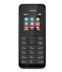 Nokia 105 DUAL čierny