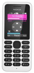 Nokia 130 DUAL biely
