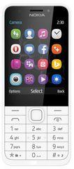 Nokia 230 DUAL strieborný