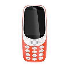 Nokia 3310 DUAL červený