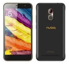 Nubia N1 lite 2GB+16GB čierno-zlatý