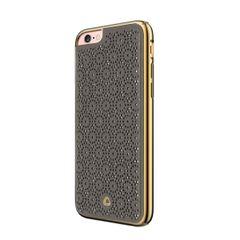 Occa puzdro plastové Apple iPhone 6/6S Ferragamo šedé
