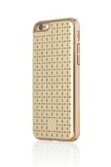 Occa puzdro plastové Apple iPhone 6/6S Spade zlaté