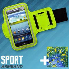 Puzdro športové 2ML zelené