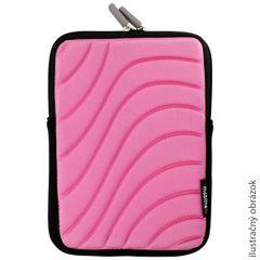 Puzdro tablet 10 na zips ružové