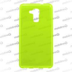 Puzdro gumené Huawei Honor 7 Lite anti-moisture zelené