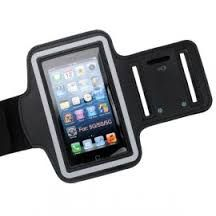 Puzdro športové Apple iPhone 5/5C/5S/SE čierne