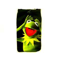 Puzdro ponožka Disney vzor žaba zelené