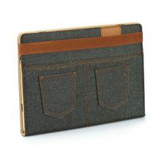 Puzdro tablet 10 Blun Jeans čierne PT