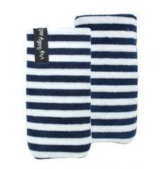Puzdro textilné 2XL My Baby Plush vsuvka modro-biele