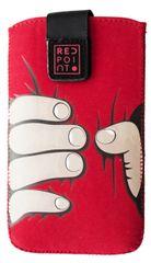 Redpoint puzdro vsuvka Univerzálna 2XL červené