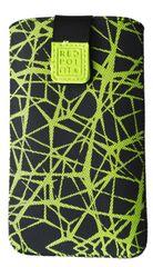 Redpoint puzdro vsuvka Univerzálna 5XL čierno zelené