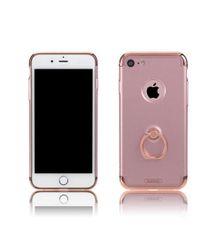 Remax puzdro plastové Apple iPhone 7 Lock series ružové HT