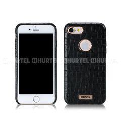 Remax puzdro plastové Apple iPhone 7 Maso series čierne HT