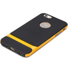 Rock puzdro plastové Apple Iphone 6 oranžové