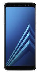 Samsung A530 Galaxy A8 2018 DUAL čierny
