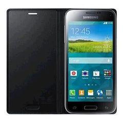 Samsung puzdro knižka G800 Galaxy S5 mini EF-FG800BB čierne