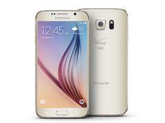 Samsung G920 Galaxy S6 32GB zlatý zánovný