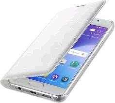 Samsung puzdro knižka A310 Galaxy A3 2016 EF-WA310PWEGWW biele