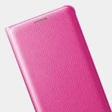 Samsung puzdro knižka A520 Galaxy A5 2017 EF-FA520PP Neon Flip ružové