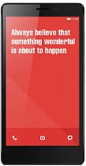 Xiaomi Redmi Note 4G biely
