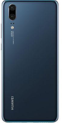 Huawei P20 DUAL modrý