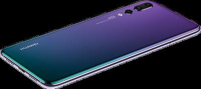 Huawei P20 Pro DUAL fialový