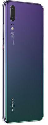 Huawei P20 DUAL fialový