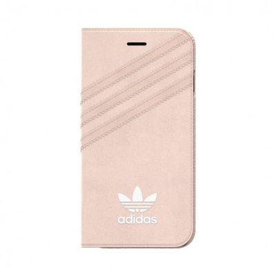 Adidas puzdro knižka Apple iPhone 7 ružové