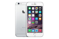 Apple iPhone 6 16GB strieborný repasovaný